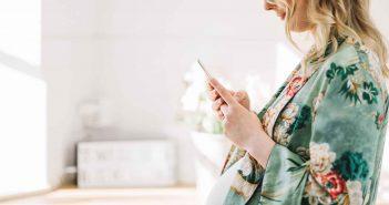 Apps beantworten viele Fragen während der Schwangerschaft