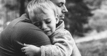 Wenn kleine Kinder wütend sind