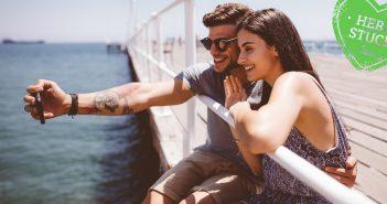 Perfekte Liebe auf Instagram?