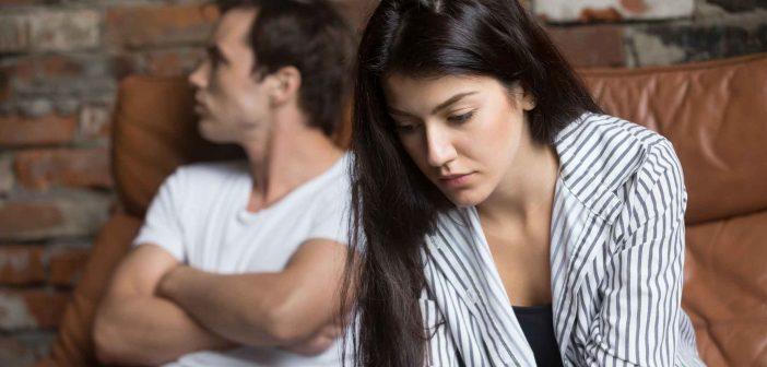 Angewohnheiten von Paaren können der Beziehung nicht gut tun
