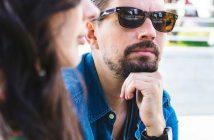 Männer stellen sich bei Diskussionen gerne mal taub. Ist Ignoranz der richtige Weg?