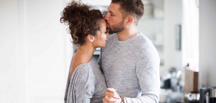 Liebe ist die Sicherheit, das Richtige für die Partnerschaft zu tun