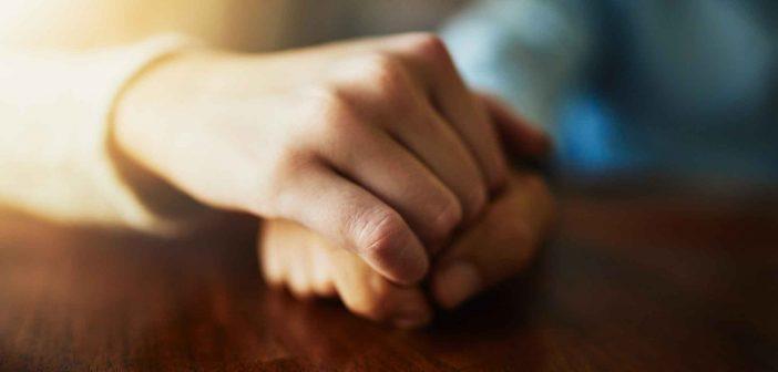 Man muss die Pflege des Partners auch annehmen können