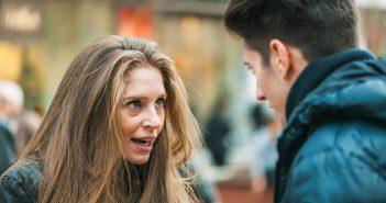Wie viel kann man runterschlucken, wann kochen Gefühle über?
