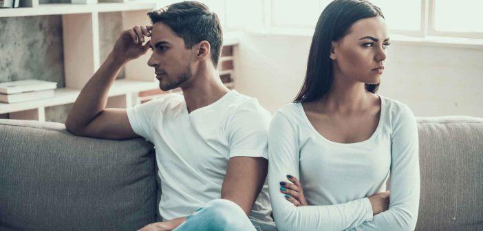 Wenn der Ex noch im Raum schwebt, führt das meist zu Problemen