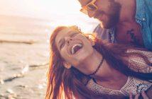 Glückliche Paare leben statistisch länger als Singles