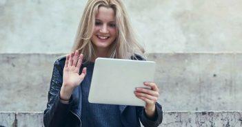 Moderne Technik kann eine Fernbeziehung versüßen