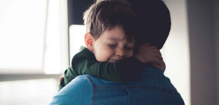 Väter, zeigt uns Kindern Eure Emotionen