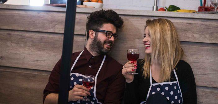 Date-Tipp: Zusammen kochen