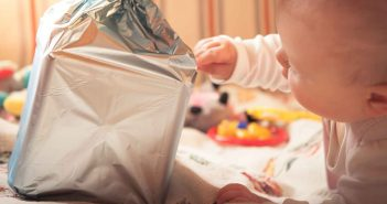 Geschenke zur Geburt machen,: Gar nicht so leicht!