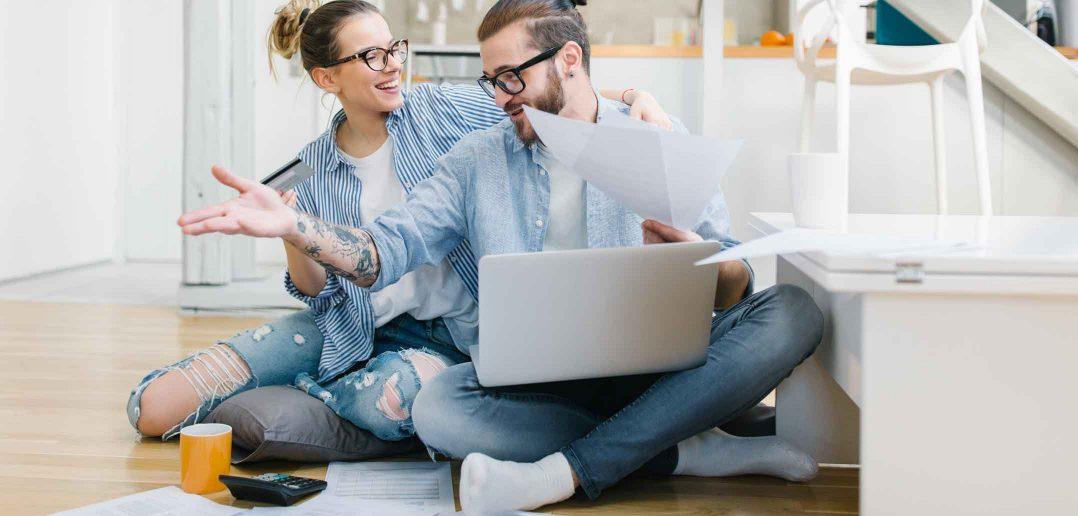 Wie teilt ein Paar Miete und Haushaltskosten wirklich