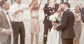 Spiele sind bei Hochzeiten ein Muss