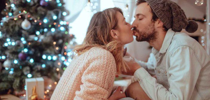 Zeit zu verschenken kommt bei Paaren zu Weihnachten am besten an
