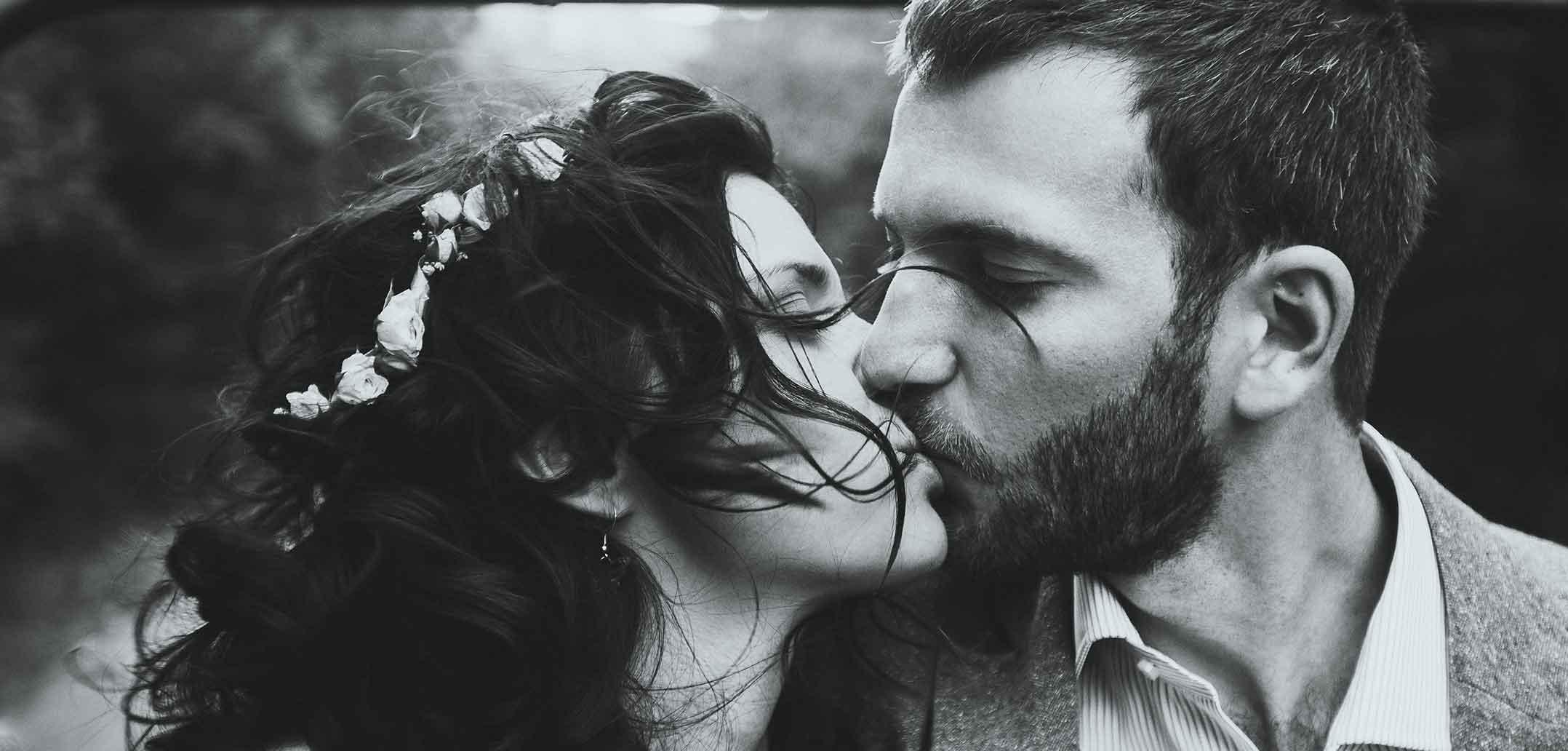 Heiraten sollte man nur aus Liebe
