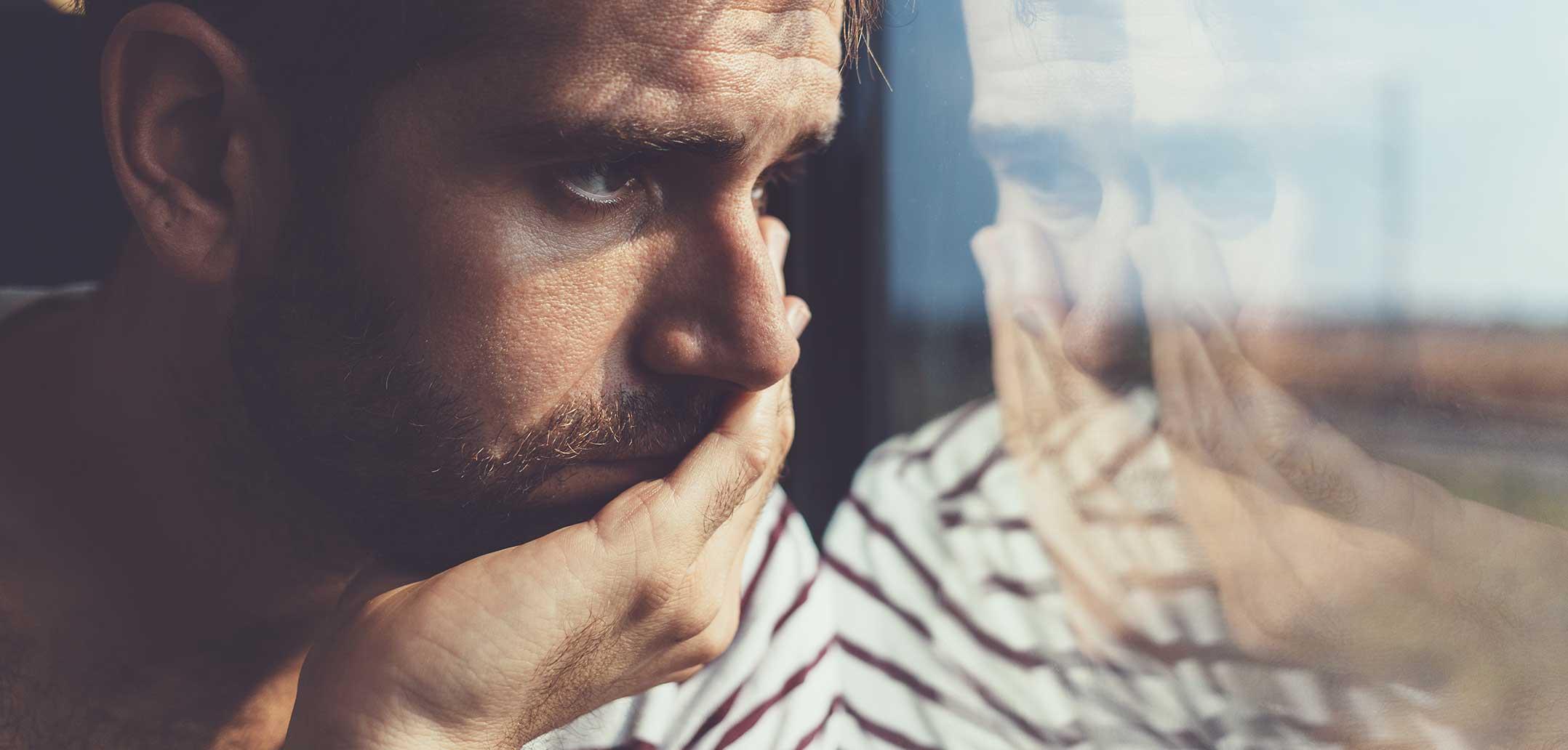Trennen depressive warum vom partner sich Beziehungskrise: Trennung