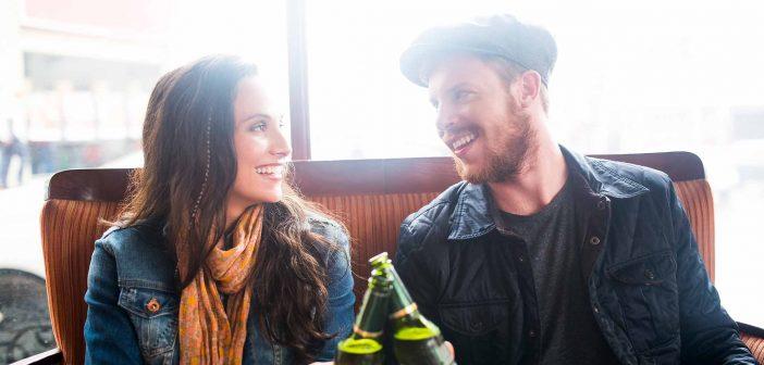 Warum man jemanden daten sollte, der einem ein wenig Angst macht