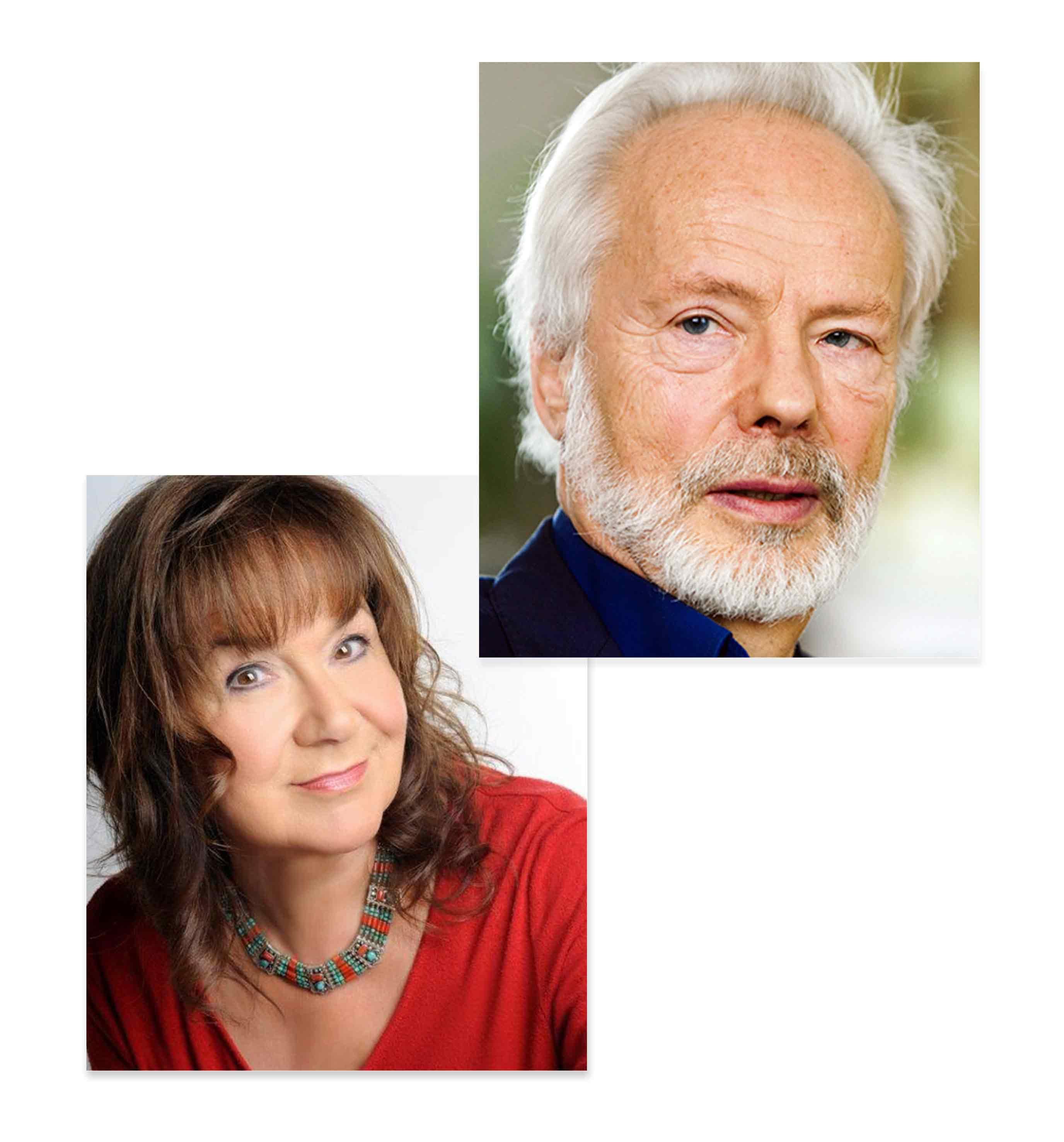 Ulla Holm und Michael Coellen
