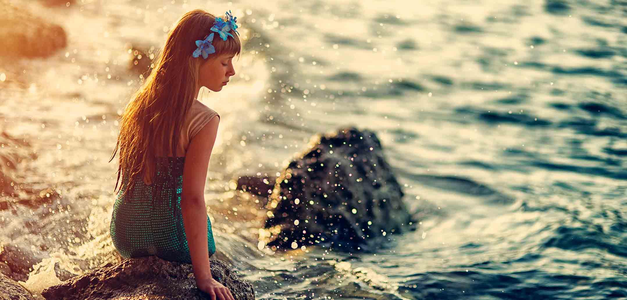 Liebe heißt loslassen können - eine Lektion der kleinen Meerjungfrau
