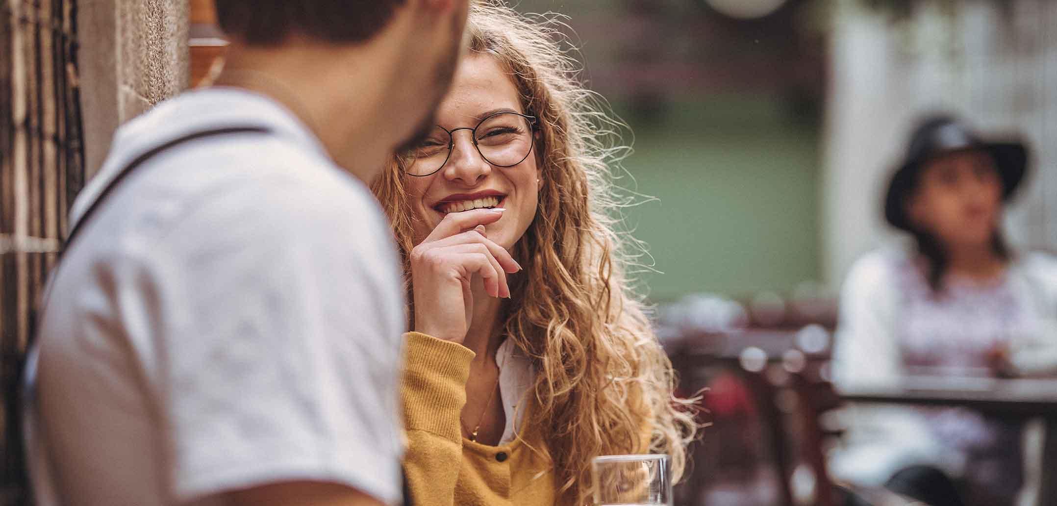 Mann verführen flirt