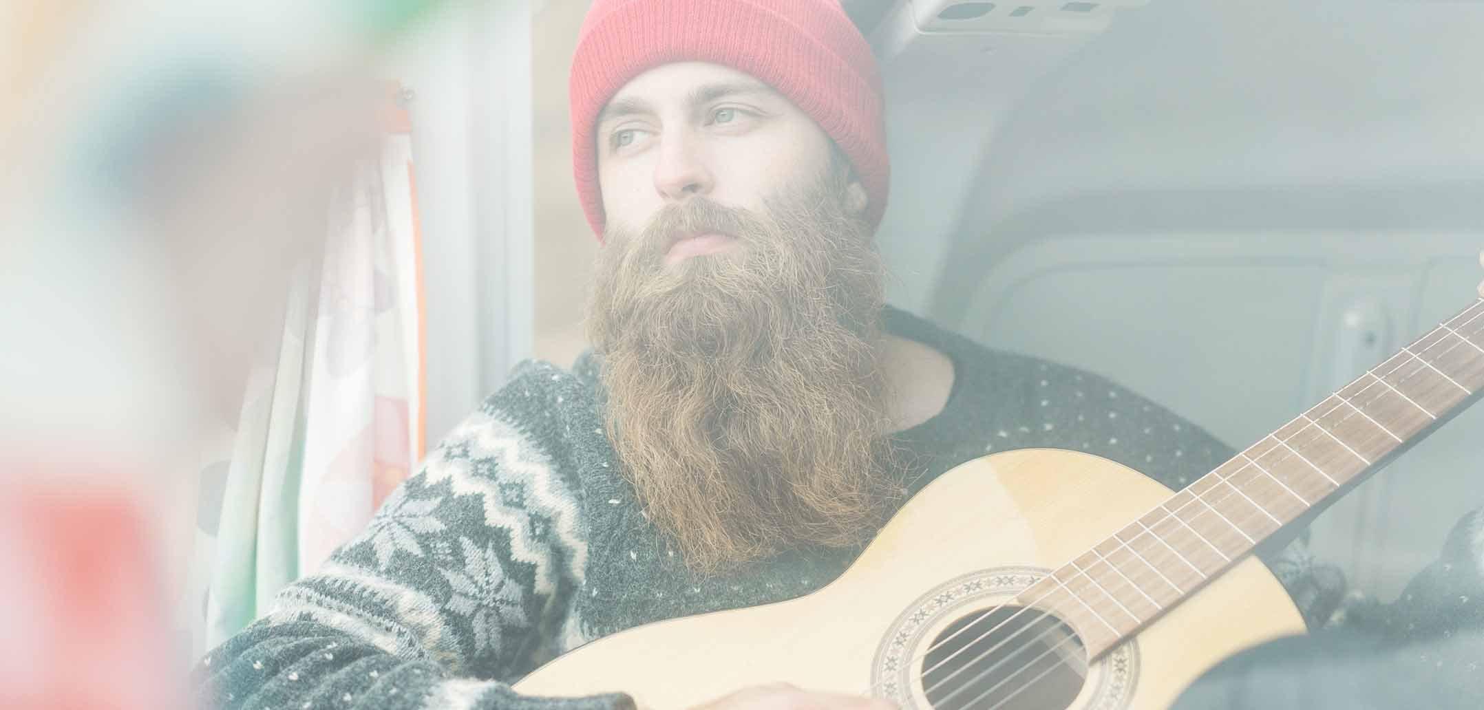 Musik kann dabei helfen, seine Trauer zu überwinden