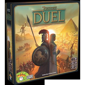 7 Wonders Duel - Spielverpackung