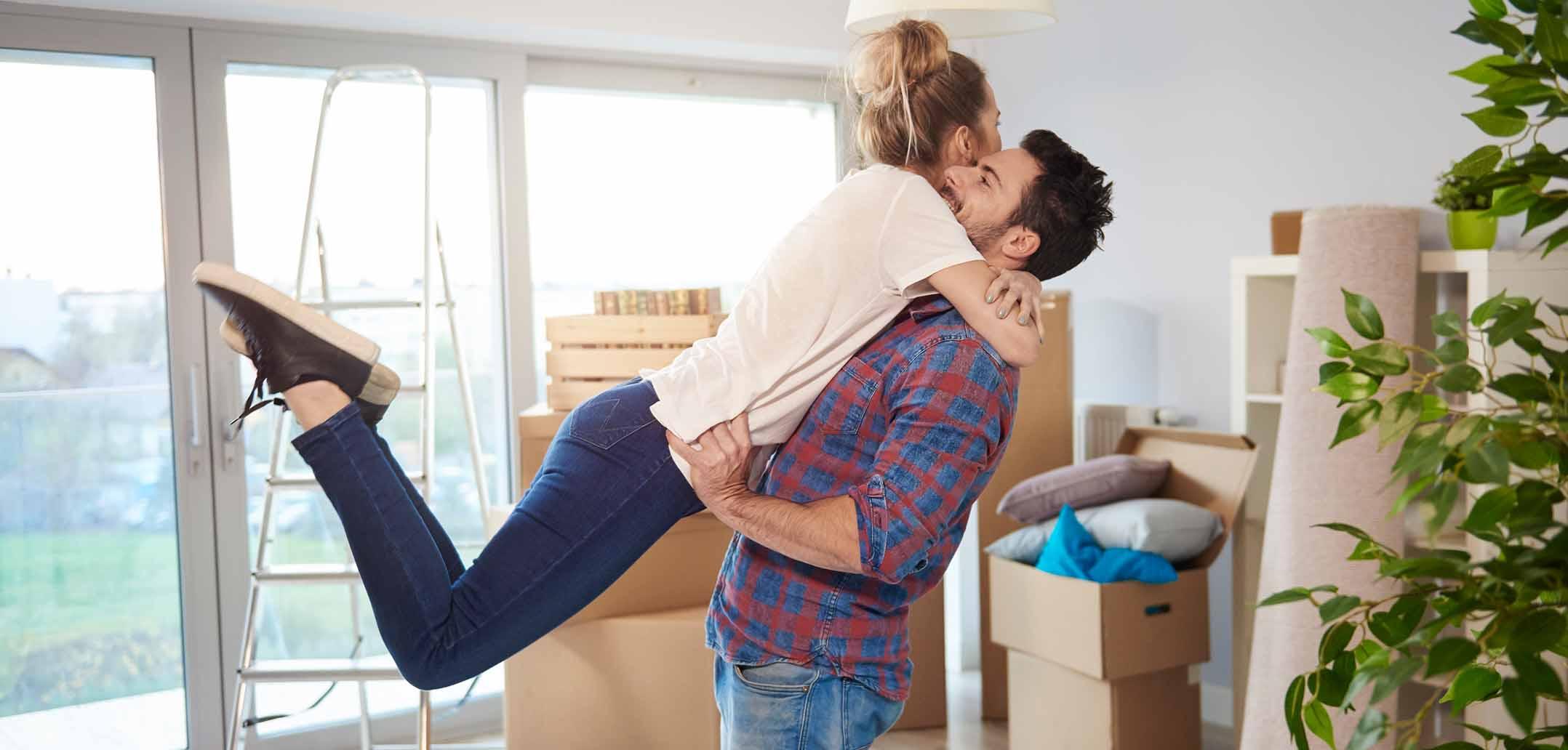 Zusammenziehen in die erste gemeinsame Wohnung, ein Abenteuer?
