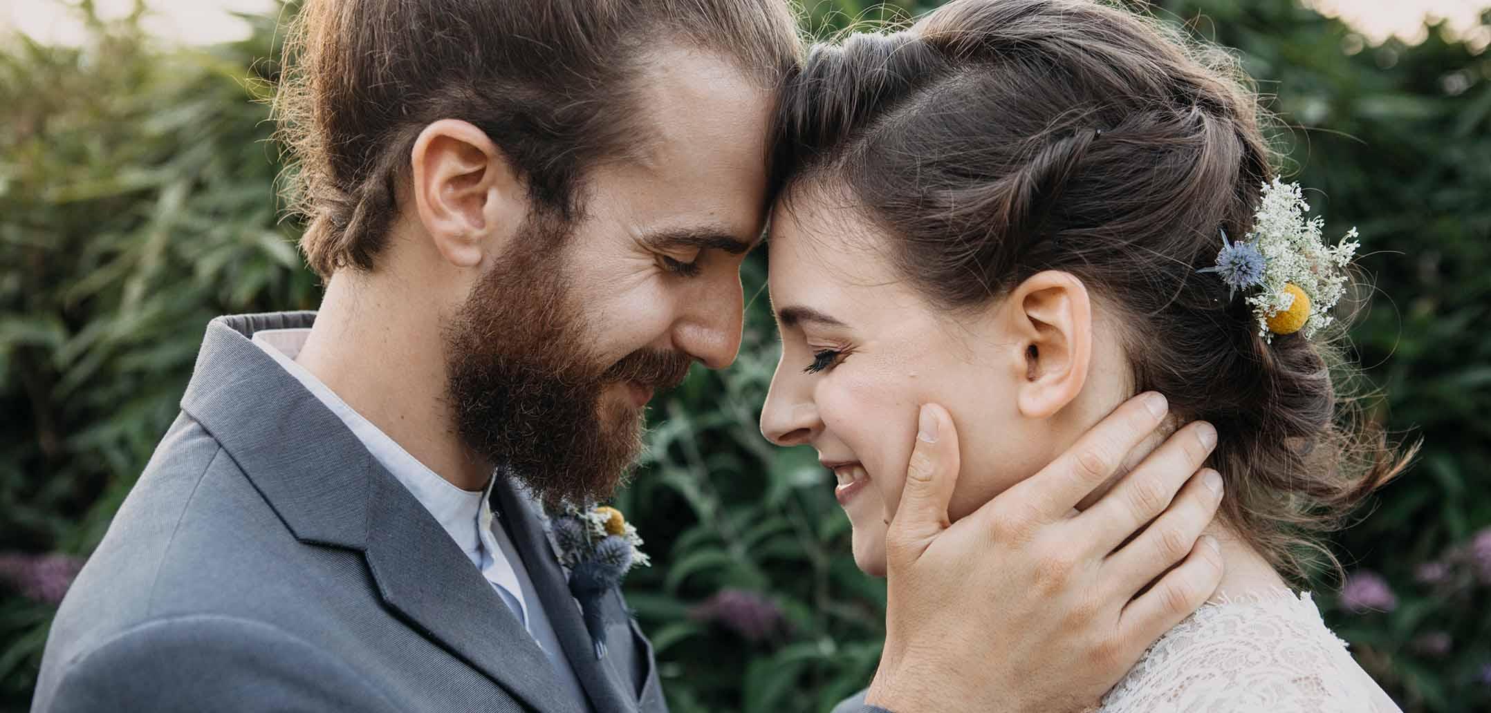 So bewahren Sie auch nach der Hochzeit Ihr Liebesglück