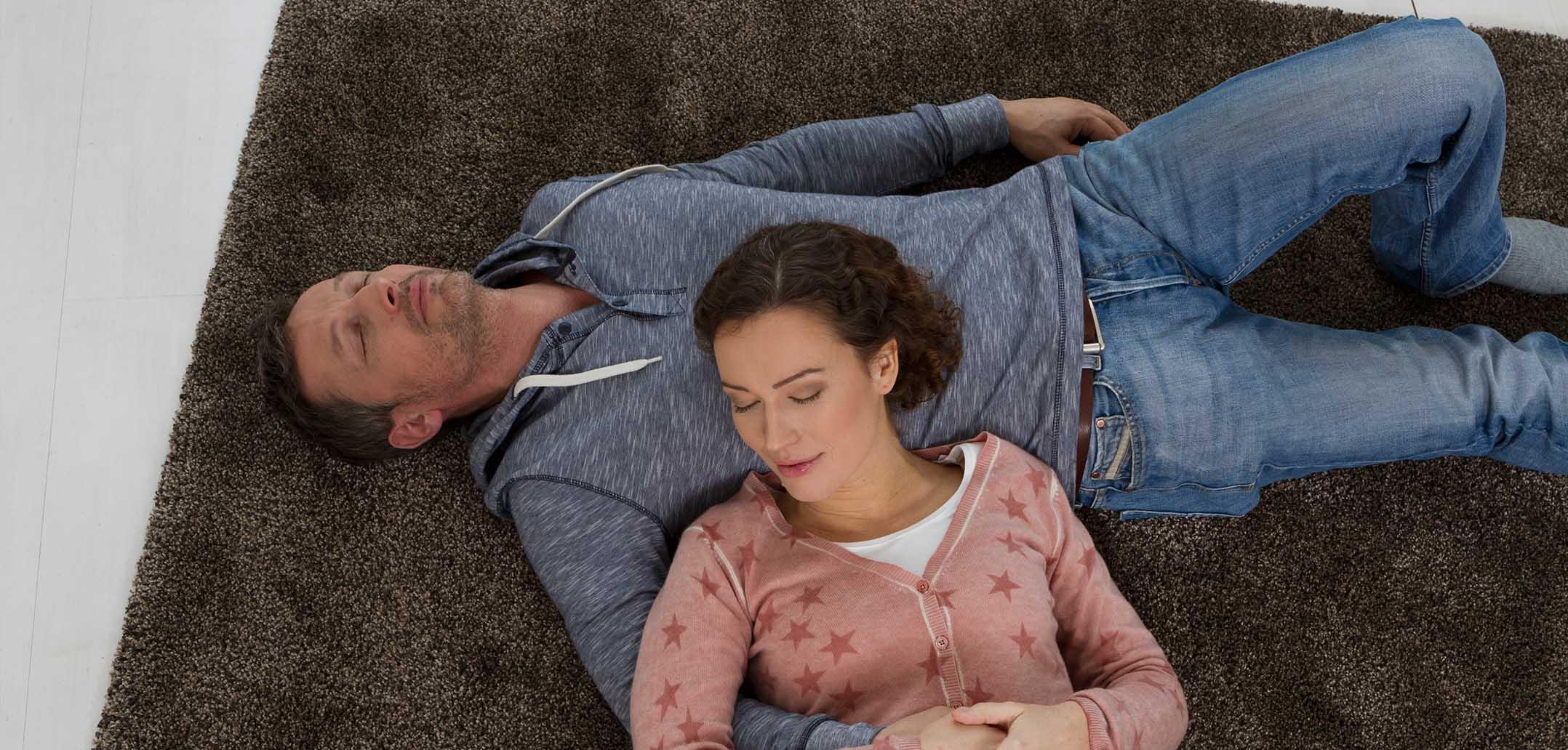 Stress lass nach, warum es gut tut als Paar zusammen zu entspannen