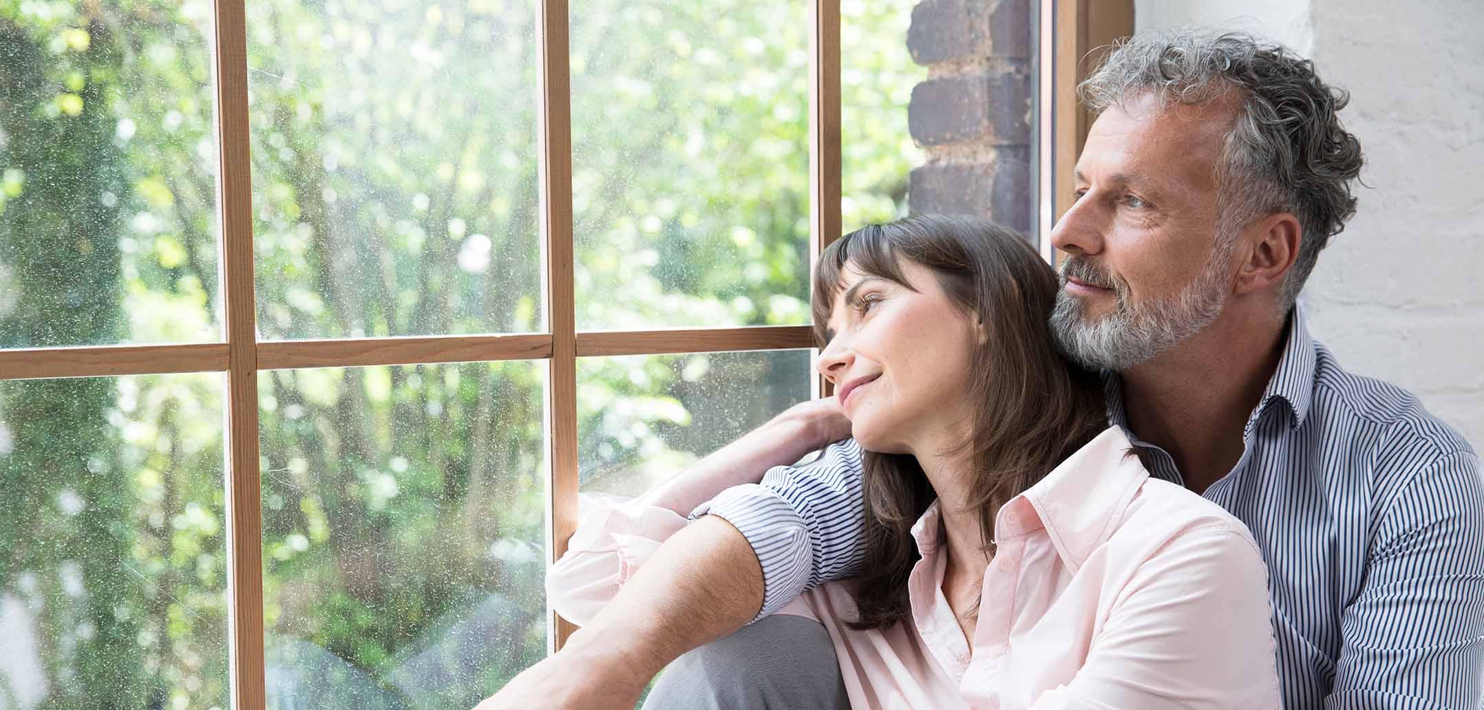 Die Angst, seinen Partner zu verlieren kann auch gesundheitliche Gründe haben