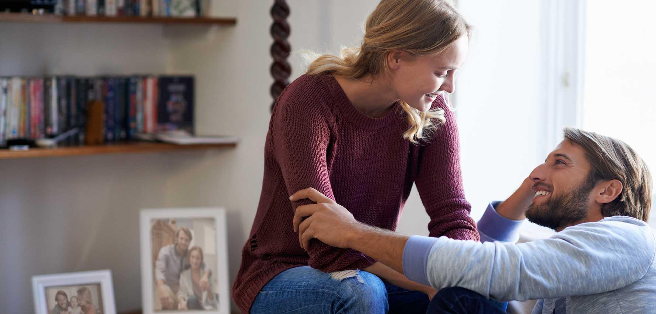 Wie Sie Wünsche an den Partner herantragen sollten