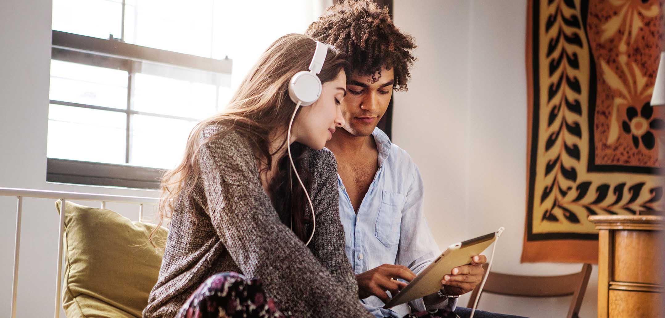 Die besten Podcasts für Paare