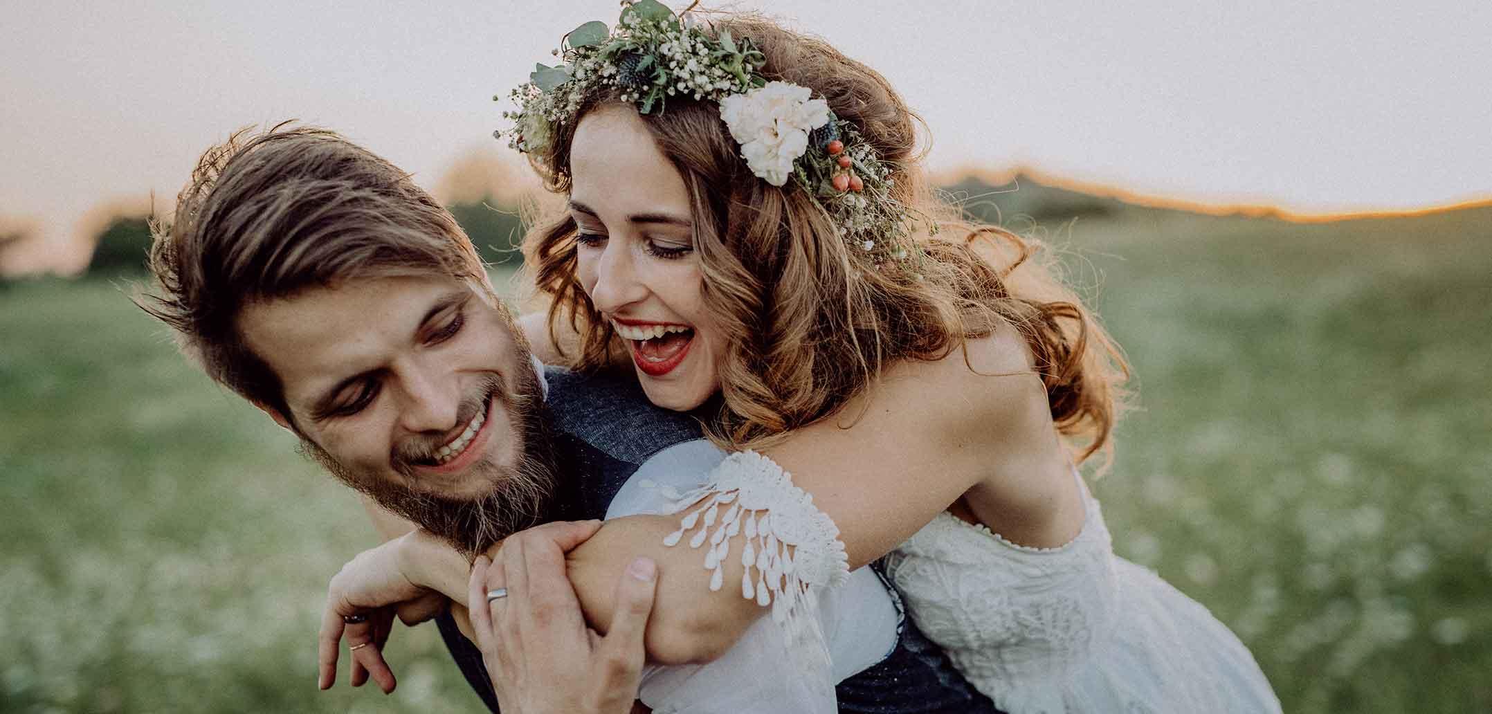 Heiraten muss nicht altbacken sein