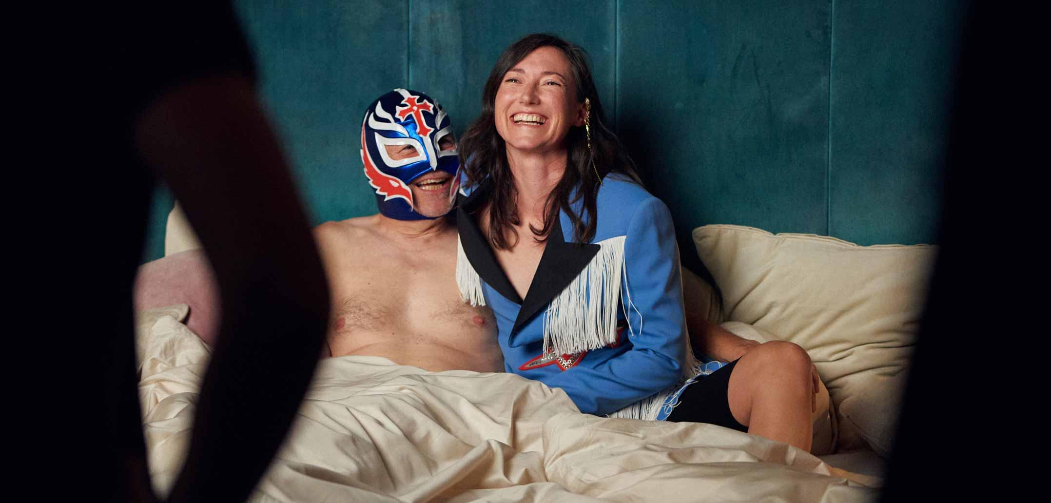 PAARDIOLOGIE: Charlotte Roches knackig-ehrlicher Beziehungs-Podcast ist da