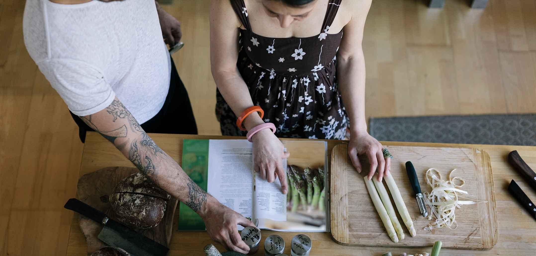 Gemeinsam fit – wie gesunde Ernährung auch neuen Schwung in die Partnerschaft bringt