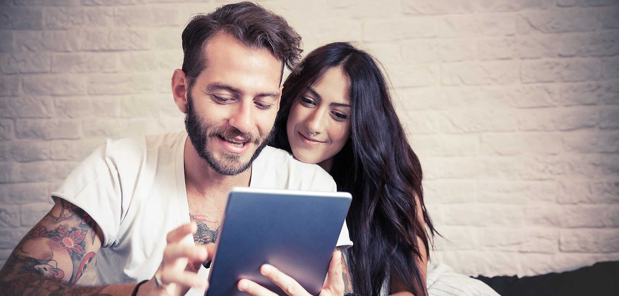 Wie Sie Ihrem Partner Ihre sexuellen Wünsche mitteilen, mit oder ohne App