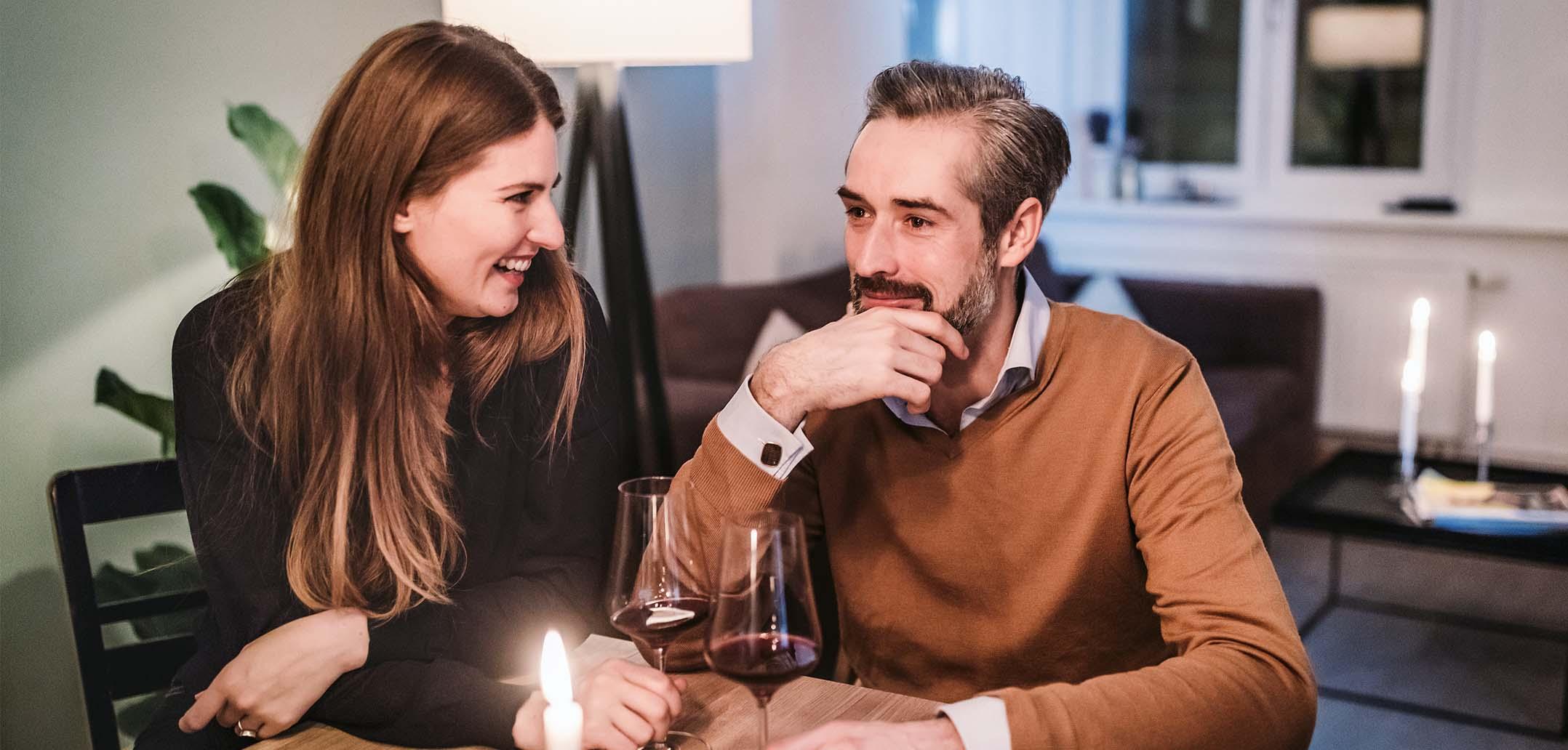 Zeit zu zweit ist immens wichtig für eine glückliche Beziehung