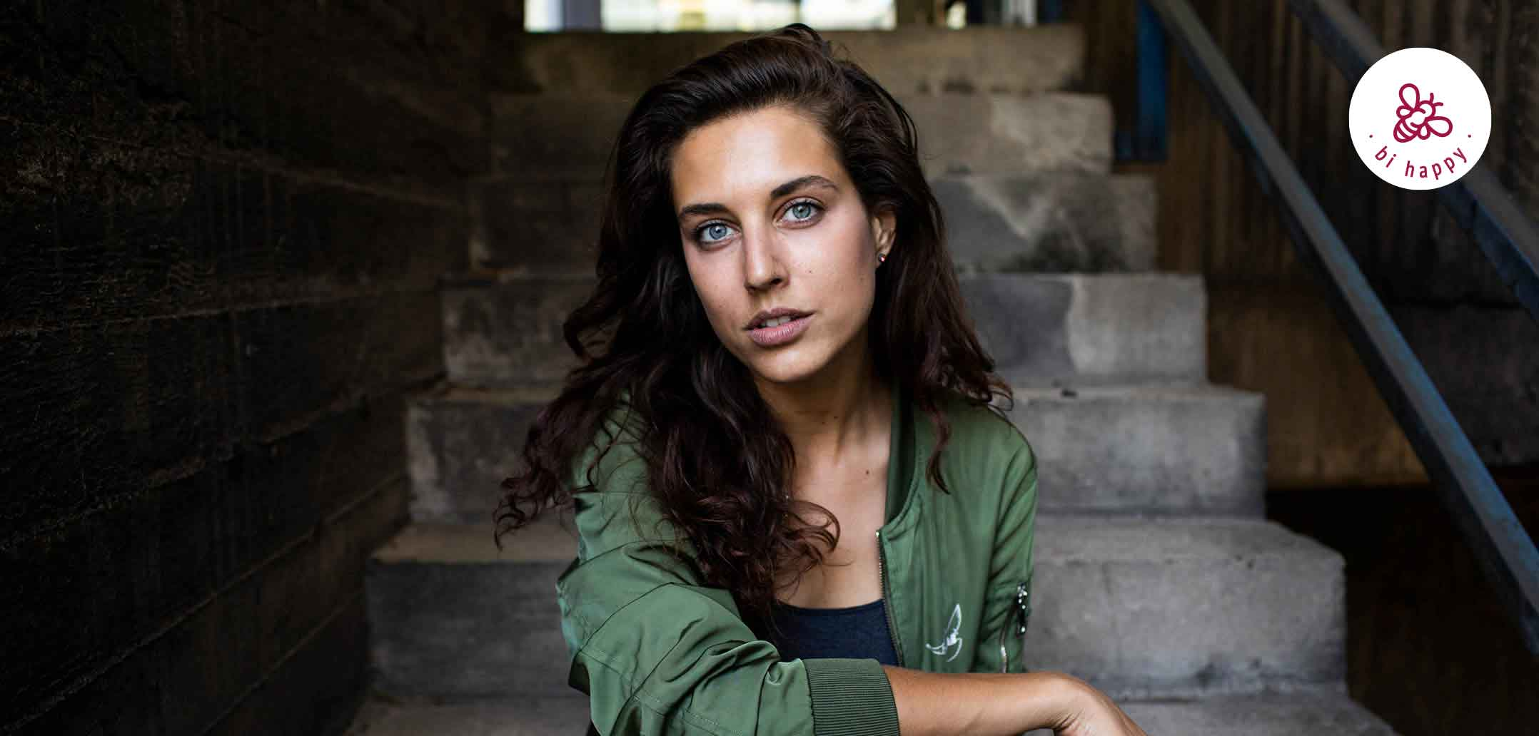 Nadine Primo - bisexuell und achtsam
