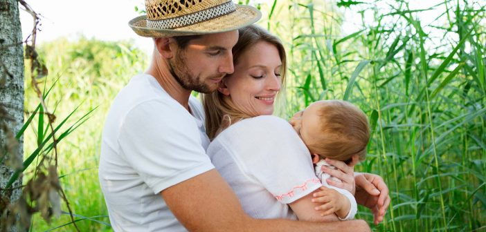 Wie vermeidet man Konflikte mit dem Partner, wenn man ein das Kind kommt?