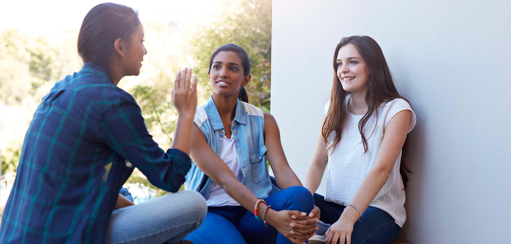 Frauen kommunizieren besser