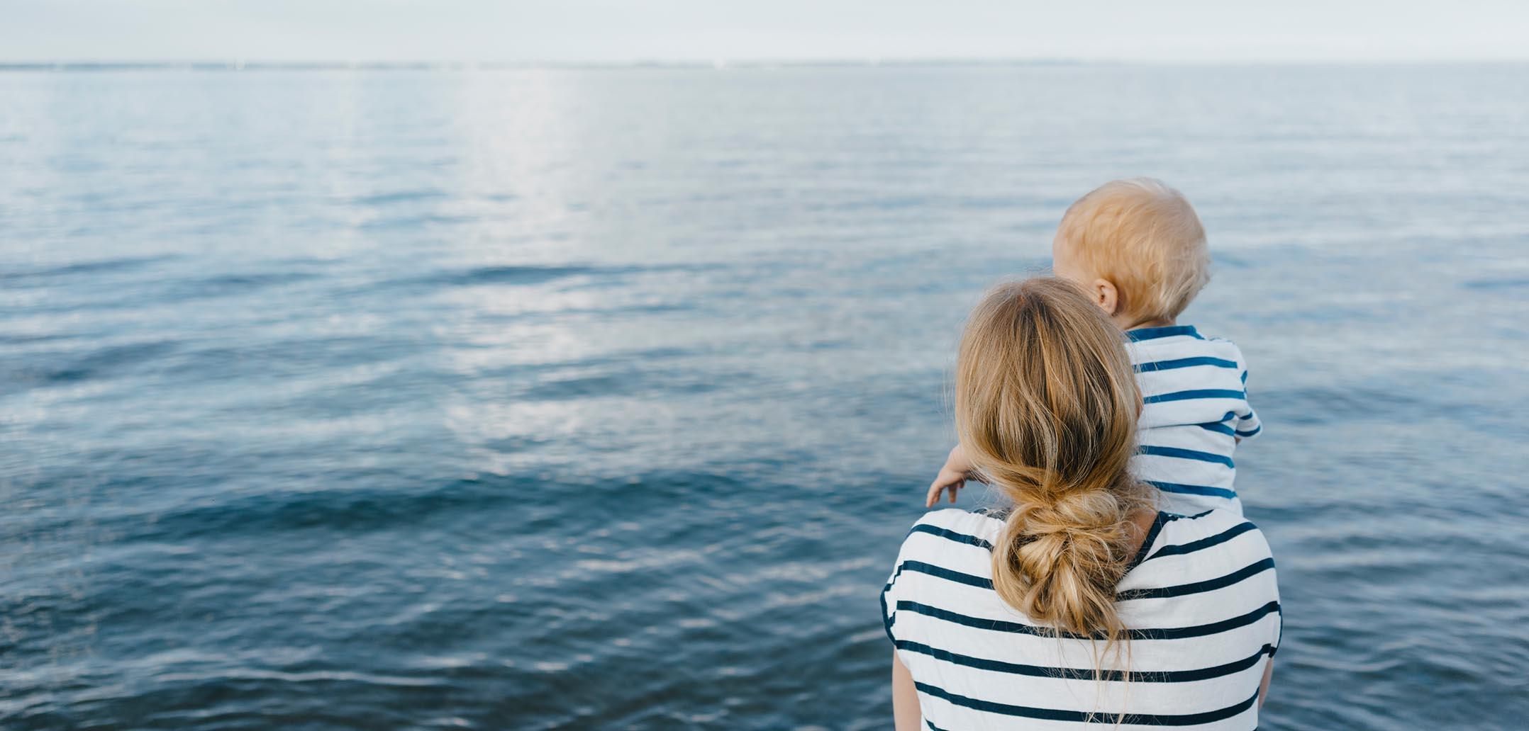 Schränkt das Eltern-Sein die Reisen ein?