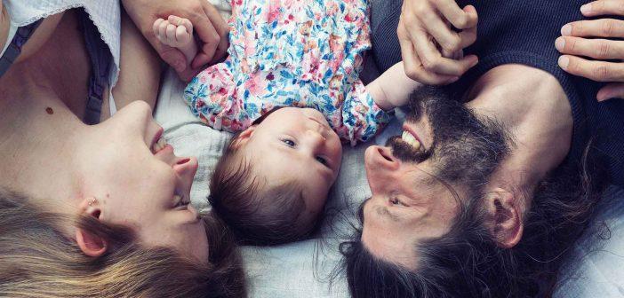 Der Schlüssel zu glücklichen Beziehungen und Familien