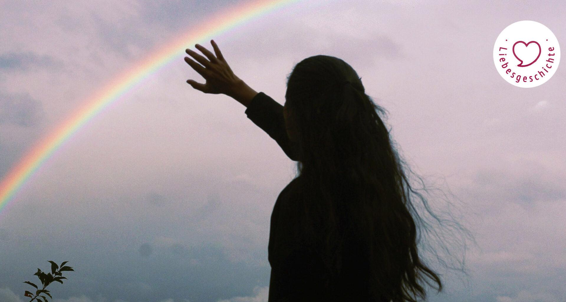Mein Regenbogenbaby
