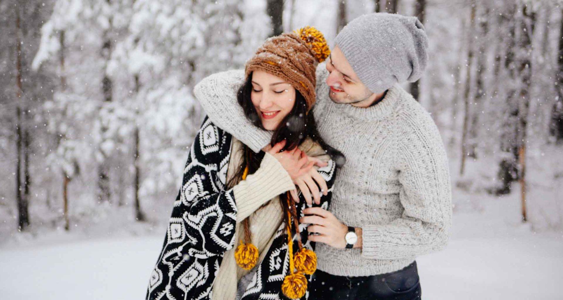 Weihnachten als Paar