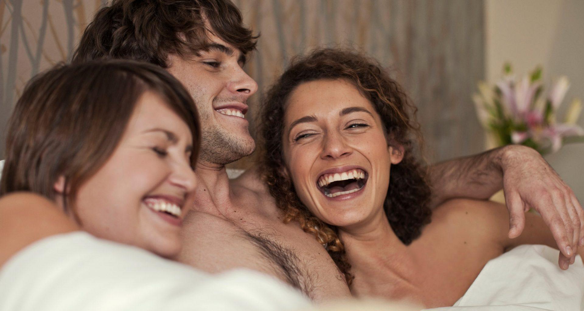 Der Dreier: Sex mit zwei Personen erfordert mehr als man denkt