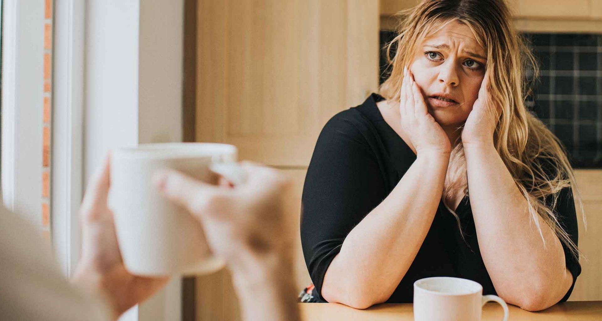 Depressionen: Wenn der Partner nicht zum Arzt gehen möchte